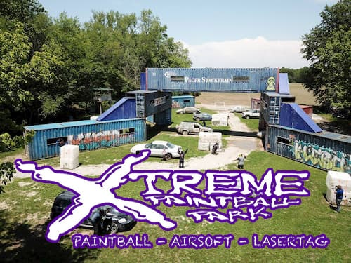 Xtreme Paintball Park near St. Louis